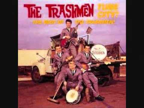 The Trashmen Keep Your Hands Off My Baby - Lost Angel
