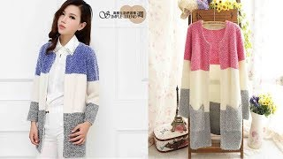 Winter Casual Cardigan Fashion Knitted Solid Lovely Sweaters Review