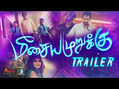 Meesaya Murukku - Official Trailer |...