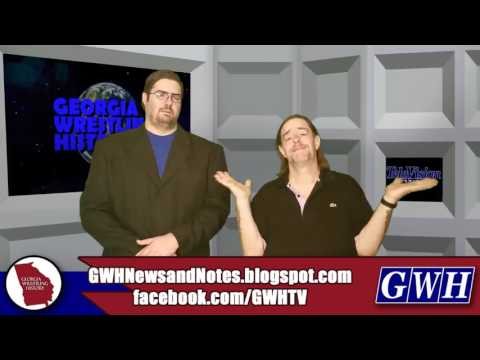 Georgia Wrestling History TV - Episode 31