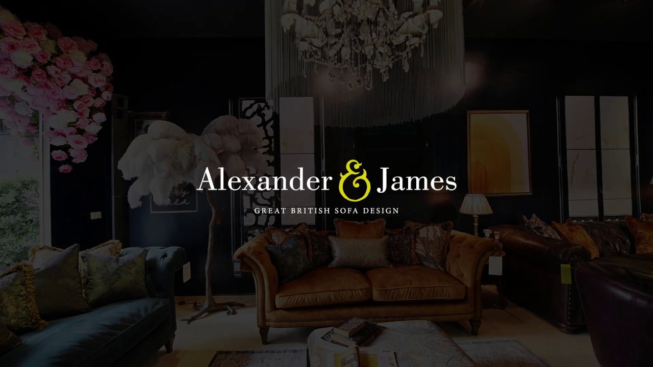 Hudson Sofa Collection Reviews Alexander And James Sofas