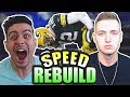 GREEN BAY PACKERS TRADE FOR QUARTERBACK TO REPLACE INJURED AARON RODGERS! Madden 18 Speed Rebuild