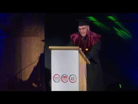 Conferment of Degrees of Doctor of Philosophy, Honoris Causa