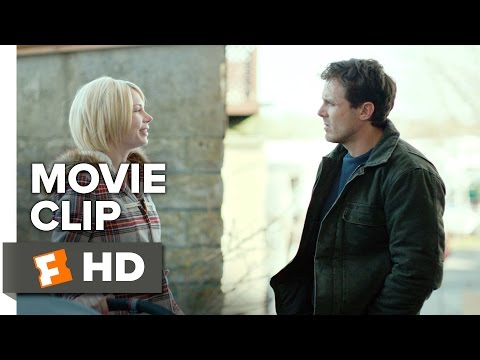 Manchester by the Sea Movie CLIP - Lunch (2016) - Casey Affleck Movie