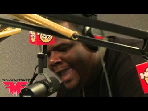 D Block Styles P, Sheek Louch & Bully Freestyle With Funkmaster Flex! 7 Min