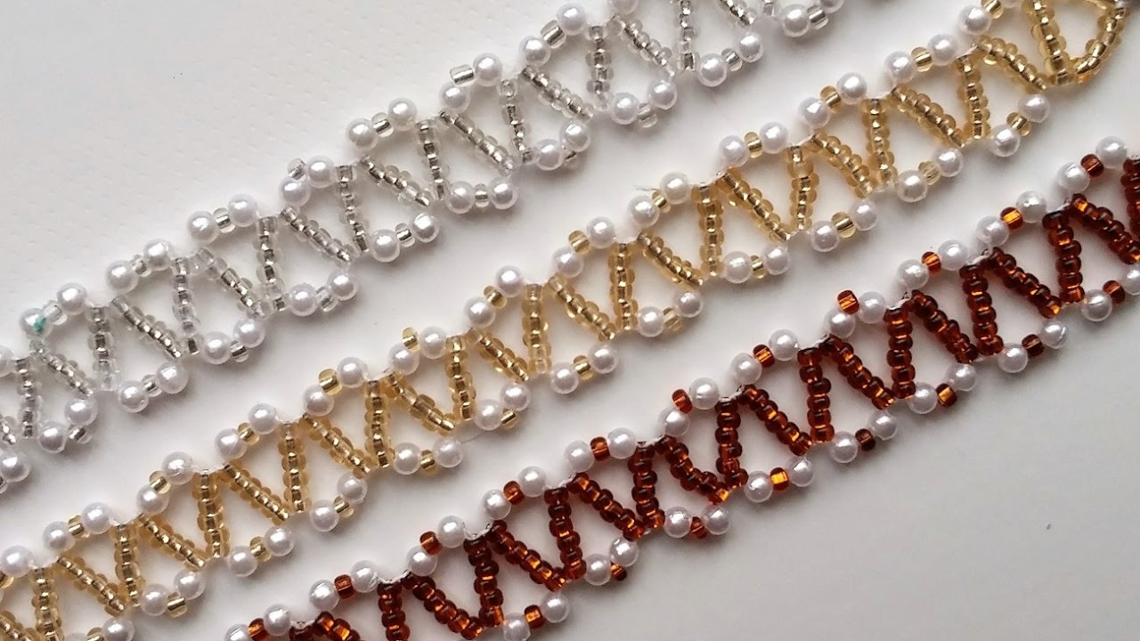 seed beads jewelry making