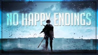 Attack On Titan「AMV」No Happy Endings
