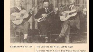 The Carolina Tar Heels-Good Bye My Bonnie, Good Bye