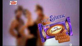 New Parle Hide & Seek Bourbon ad - Chocolaty Tango