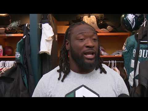 Eagles Press Pass: LeGarrette Blount (12/15/17)