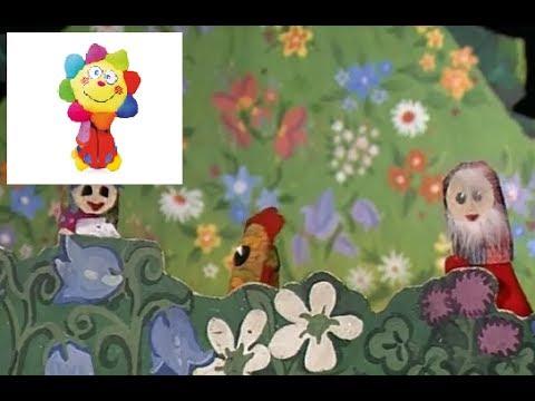 Шьём персонажей сказки Курочка Ряба.  Театр кукол своими руками.