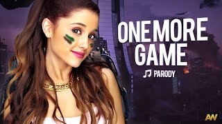 One of Lottie's most viewed videos: ONE MORE GAME - Ariana Grande Parody (Call of Duty: AW)