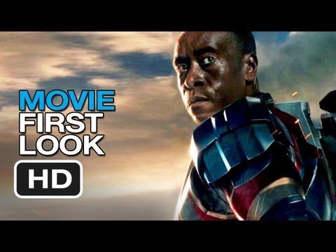 Iron Man 3 - New Images (2013) - Marvel Movie HD