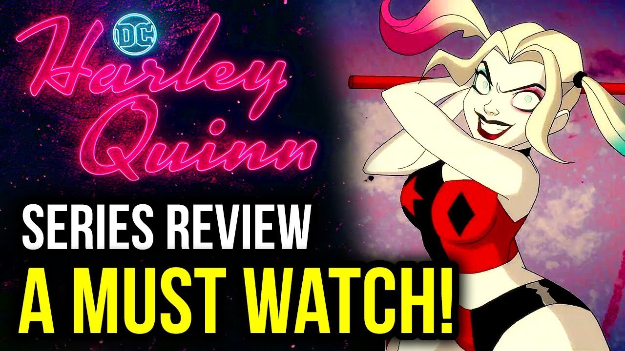 Download DC Universe's Harley Quinn REVIEW!