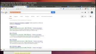 Hacking con buscadores (Google)