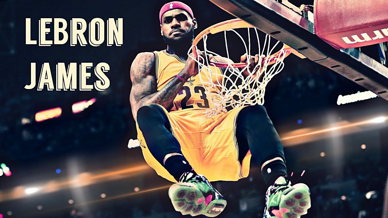 857b33b71fb8 Lebron James Mix HD -  Hard  - YouTube