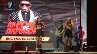 Download Video MO'EAZY AT APKORORO VS APKORORO (Nigerian Entertainment) MP3 3GP MP4