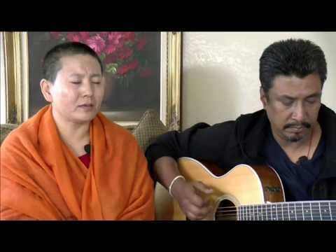 Interview With Ani Choying & Nhyoo Bajracharya