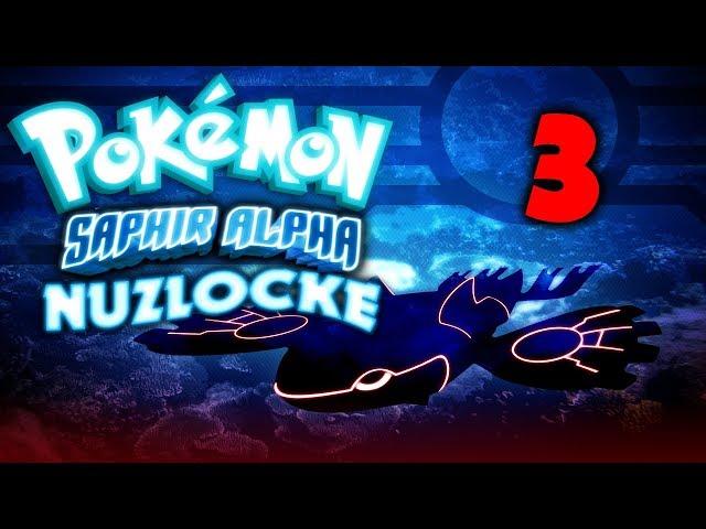 🎮 Pokémon Saphir Alpha (NUZLOCKE) | Ep. 3 | Let's play FR
