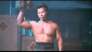Double Impact Van Damme VS. Bolo Yeung (Uncensored Final Fight Scene)