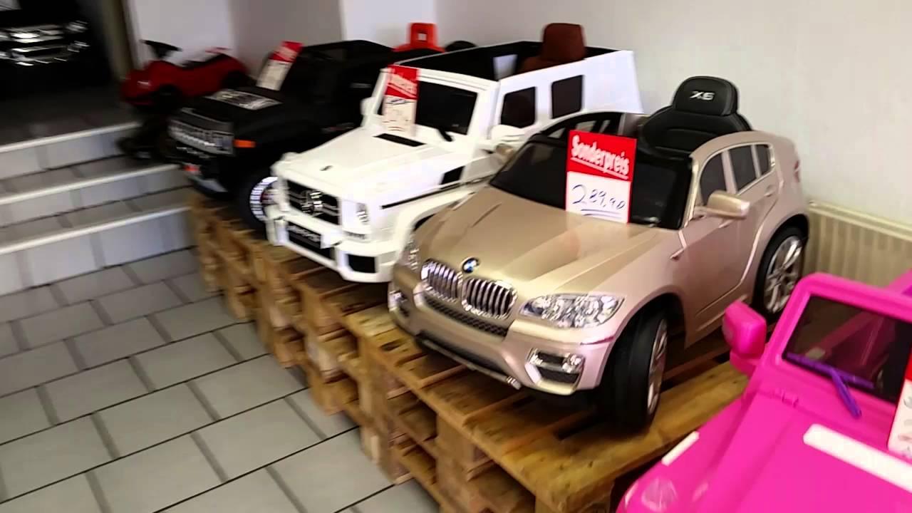 kiddy cars - ihr fachhandel für kinder elektroautos - youtube