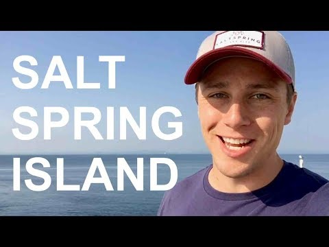 TOP 5 STOPS On Salt Spring Island - Your BC Travel Guide