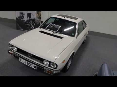"""Lancia Beta Coupe !!! Series 2 """" The Special Car"""""""
