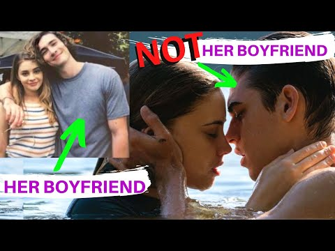 'AFTER' Hero Fiennes-Tiffin & Josephine Langford on REAL Romance and Intimate Scenes (2019) from YouTube · Duration:  8 minutes 56 seconds