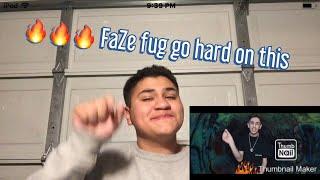 Faze Rug Going Live music video REACTION