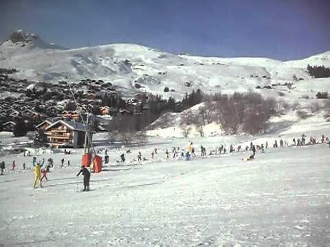 VERBIER, ST. BERNARD, SWITZERLAND TRIP.. DEC 28,2011 ( SKI RESORT MOUNTAIN TOWN).