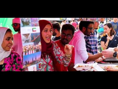 Global Fest In Purdue University