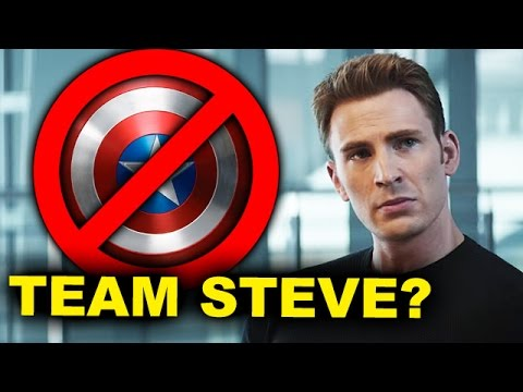 Steve Rogers is NOT Captain America REACTION - Black Panther, Avengers Infinity War 2018 - 동영상