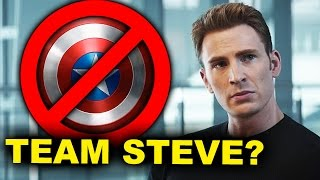 Steve Rogers is NOT Captain America REACTION - Black Panther, Avengers Infinity War 2018
