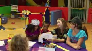 Kid Zone at Fitness Works - Fitness Day Care Employee's