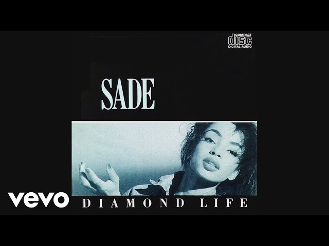 Sade - Why Can't We Live Together (Audio)
