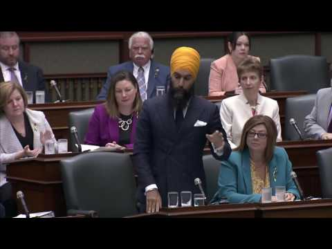 2017-04-27 Question Period