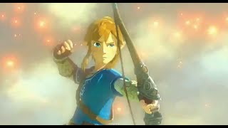 Zelda Wii U E3 2014 Trailer