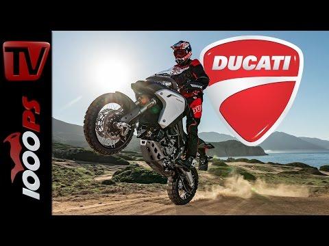 Ducati Multistrada 1200 Enduro Test 2016 | Offroad, Action, Fazit Foto