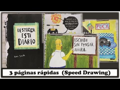 destroza-este-diario-(speed-drawing)