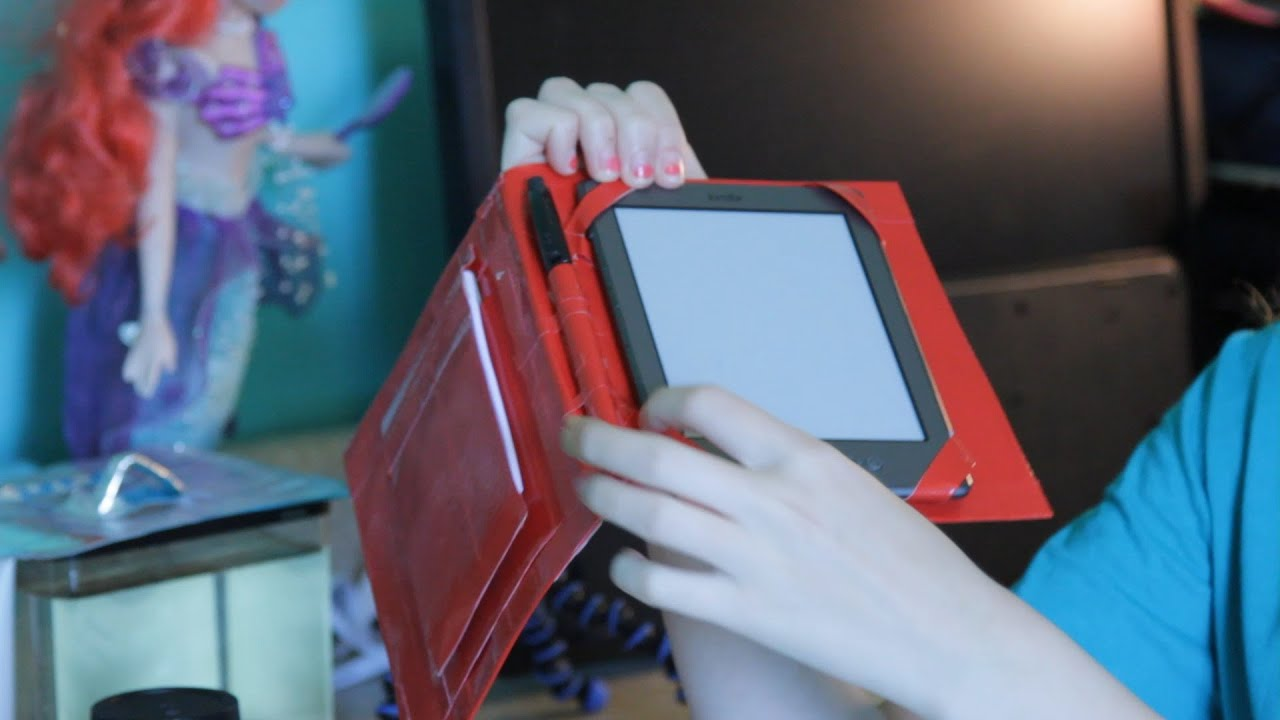 Diy Book Cover Tablet Case ~ Diy tutorial make an inexpensive duct tape case for your