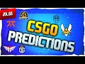 CSGO Betting Predictions - Heroic vs OG, Vitality vs BIG, and More! 07/03/20