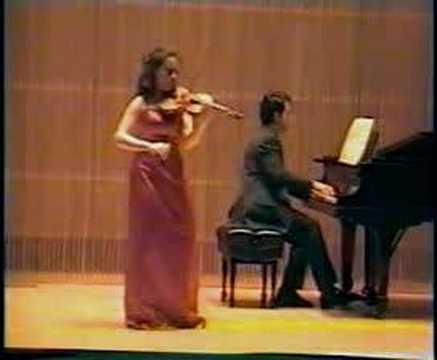Violin concert with piano - Julia Sakharova