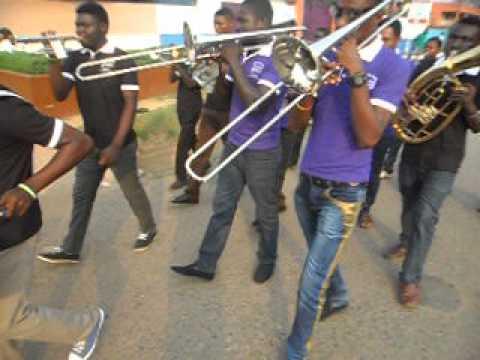 BLUE WAVES BAND 2, ACCRA - GHANA
