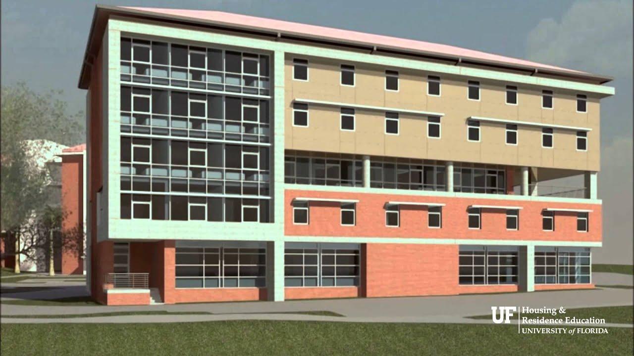 Cypress Hall Groundbreaking Ceremony YouTube – University Of Florida Housing Floor Plans