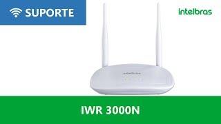 Problema de Senha incorreta - IWR 1000N e IWR 3000N - i3234