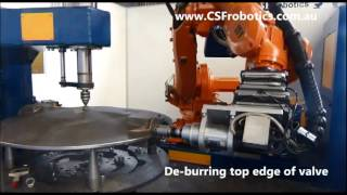 HSD Spindle ES330 - Robotic applications - CSF Robotics