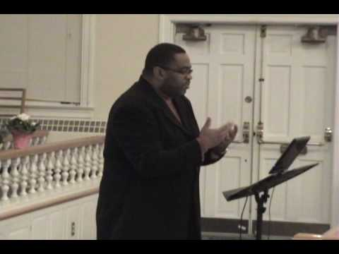 Pastor Pete Palmer - The pain of not knowing God as a friend - 5 of 6