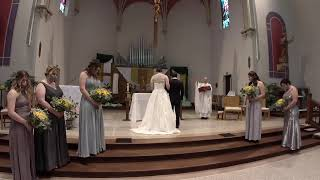 Most Precious Blood Cochran - Garcia Wedding