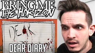 Metal Musician Reacts to Bring Me The Horizon | Dear Diary |