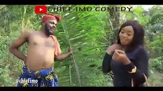 The village chief imo invited to wedding ceremony || see what he did @ the event - Chief Imo Comedy